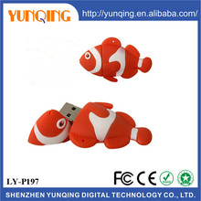Pvc Material Cartoon 8Gb 16Gb 32Gb 64Gb 128Gb 250Gb Pen Drive Brand Names