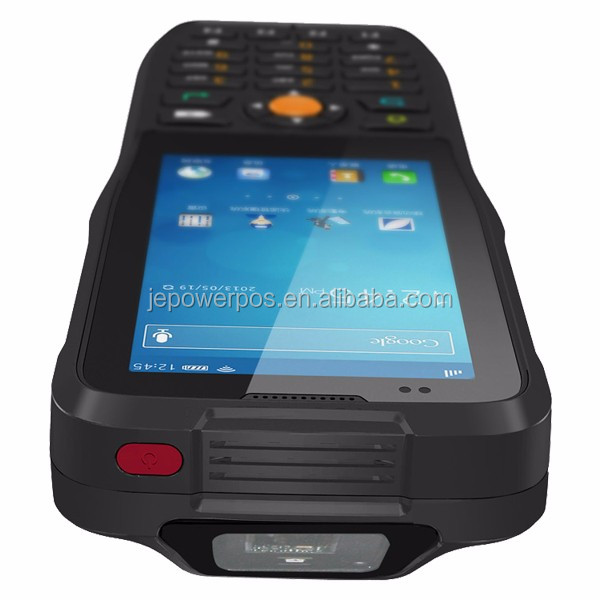 IP65 industrial PDA HT380K 2D barcode android handheld scanner terminal