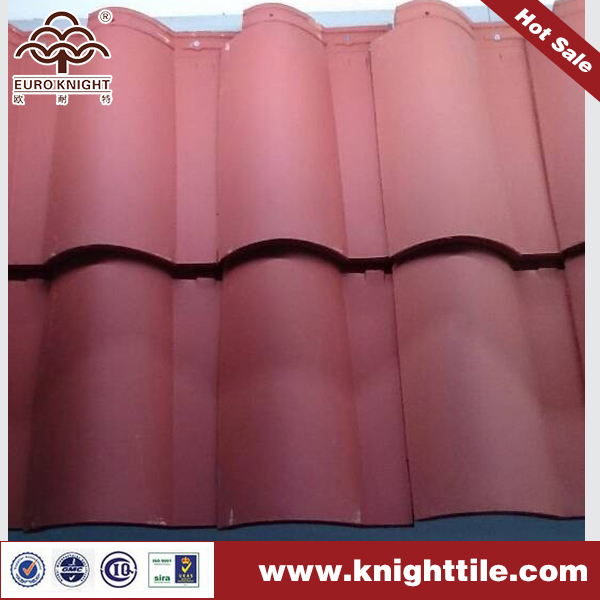 bright red natural clay spanish roof tiles prices for sale