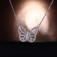 pendant necklace 925 sterling silver