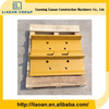 Heavy equipment crawler bulldozer steel spare part track pad bulldozer parts D6B track pad for caterpillar