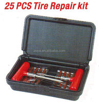 China Made Emergency Heavy-duty Auto Tire Repair Kit Tool