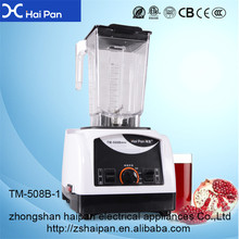 Stainless steel blade multi function hot sell high quality quiet blender smoothie maker