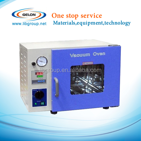 Laboratory Vacuum Drying Oven for lithium battery production