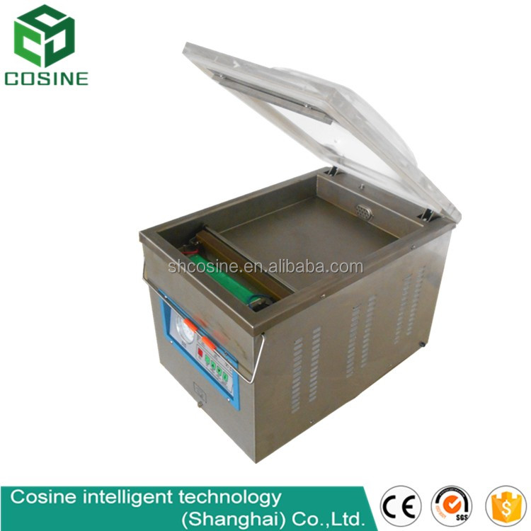 brick shape vacuum packaging machine for wholesales sea food meat