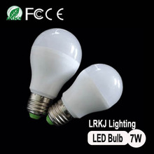 European market 3w 5w 7w 9w 12w e27 led lighting bulb cool white with CE rohs certificaiton