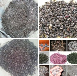 Chinese manufacture scrap metal crusher for recycling plant