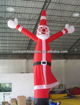 Christmas Santa air dancer for sales