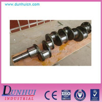 The used for auto engine of crankshaft manufacturers