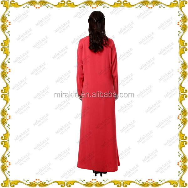 MF20162 ladies muslim maternity dress with comfortable materials