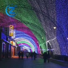 China unique lowes battery powered warlmart pathway OEM decorative glitter color changing outdoor christmas solar tree lights