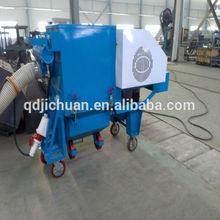 road surface shot blasting machine pavement cleaning machine