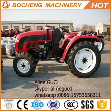 55 hp 4WD Agricultural tractor for farm use
