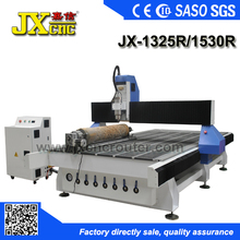 JIAXIN JX-1530R China 2d 3d woodworking cnc router with rotary attachment