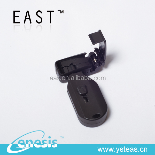 EAS security Display retail stop lock/invue peg hook stop lock