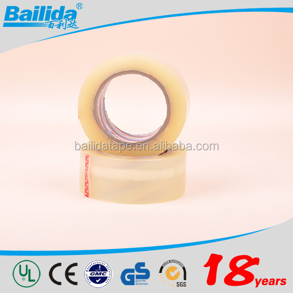 New products for distribution Stylish waterproof seam sealing hot fix bopp tape roll