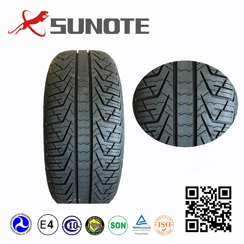2017 new car tire with high performance 205/55R16