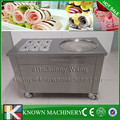 new smart Stable performance ice cream roll machine with one year warranty
