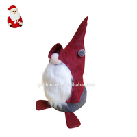 Handmade Christmas Santa Claus Door Stopper