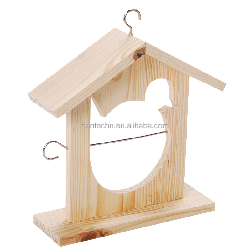 artificial bird nest dry wooden bird house cage hot sales cheap price