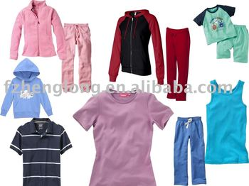 OEM knitted fashion Children garment