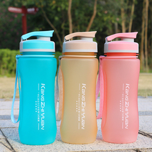 Factory Promotional Sports Drinking Water Bottle Plastic