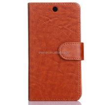 PU Leather Flip Cover Case for LG Nexus 5