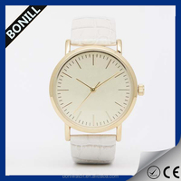 Japan quartz movement watch 3ATM water resistant cheap stainless steel watches