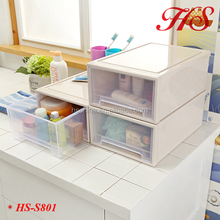 wholesale organizer transparent cabinet plastic stackable drawers for kids