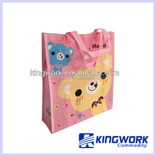 non woven promotion hand bag
