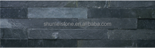 Artificial black roof slate culture stone