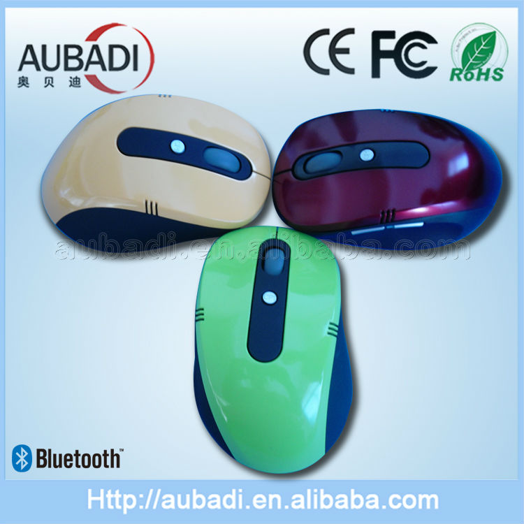 Fashionable Wireless Bluetooth Mouse For Laptop