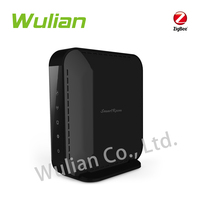 Wulian Home Automation Gateway Hub in ZigBee for Smart Home APP Control