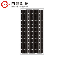 China Supplier High Energy 275W-290W Mono-crystalline Solar Panel for Solar Power System