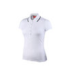 Woman sport polyester golf polo shirts wholesale