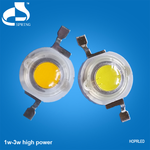 Environment-freiendly 1w 3w 10w high power led