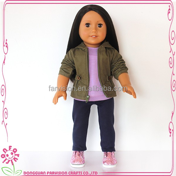 Funny journey Play doll FASHION 18 inch american girl doll uk