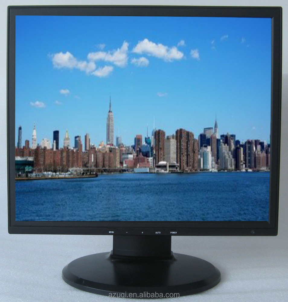 High definition TFT LCD 17inch monitor with multiple selection by making your own OEM option