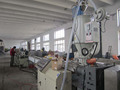 machine to make vacuum cleaner spiral and soft pipe producing machine