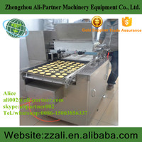 Ali-partner machinery automatic PLC cookie machine small biscuit cutting machine
