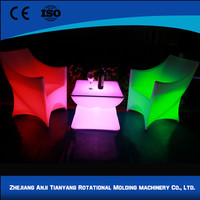 plastic discount led wedding table for sale table and chair in bar