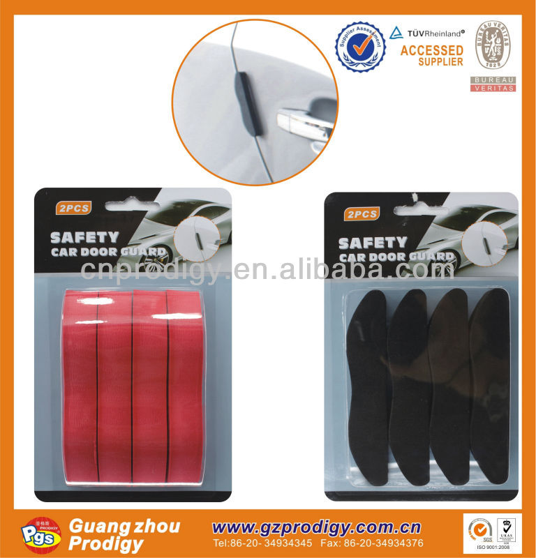 plastic decorative car window guard