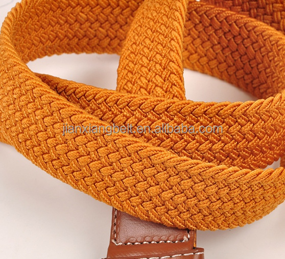 2015 style factory stretch belts ahl with good quality