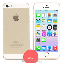 for iphone 6s plus Ultra Thin Clear Rubber Silicone TPU Soft Back Cover Case For iPhone 5 5s 4s 4