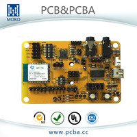 PCB Assembly Fabrication For Motor Vehicle