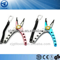 Aluminum Alloy Fine Finished Fishing Tools