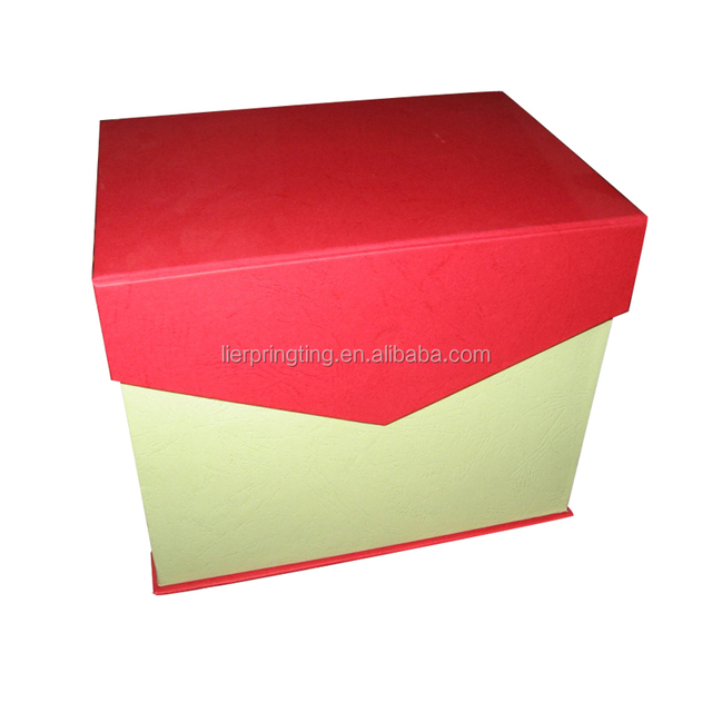Supply wholesale custom packaging gift paper box
