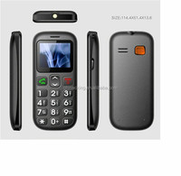 Dual Sim SOS Key Loud Speaker Big Button senior citizen cell phone