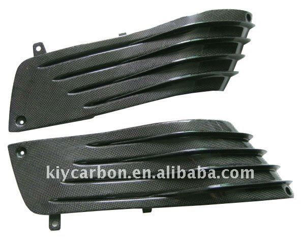 carbon side tank cover for Kawasaki motorcycle