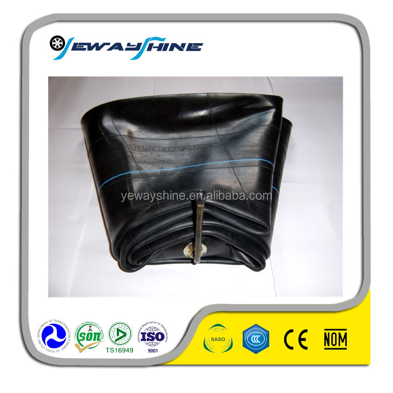 Alibaba Hot Sale Butyl and Natural Rubber Truck Inner Tube